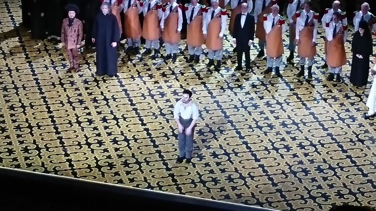 test Twitter Media - Tonight the evening was saved by @MircoPalazzi.  What a deep and rich voice.  #ROHsemiramide https://t.co/Zmvm8L1NqC