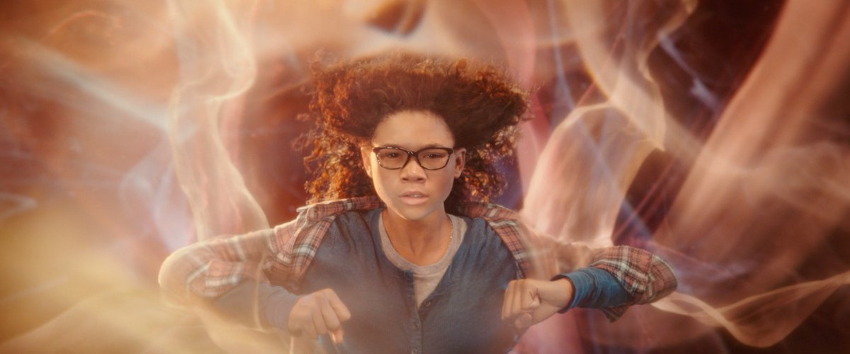 On March 9, be a warrior. The new trailer for A #WrinkleInTime is here.