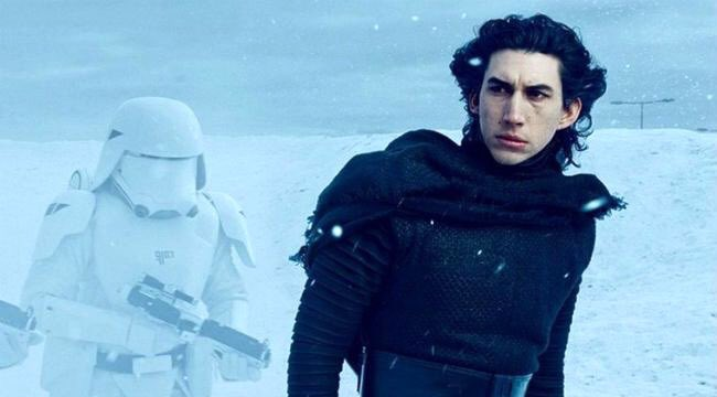 Happy Birthday to Kylo Ren himself, Adam Driver!
