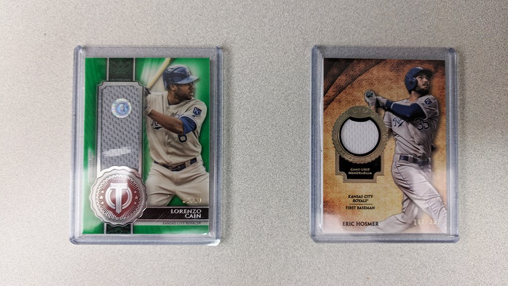 @Topps Where will these two studs go?  In your mailbox! RT for a chance to win. #MLBCards https://t.co/eX8LMcQyGy