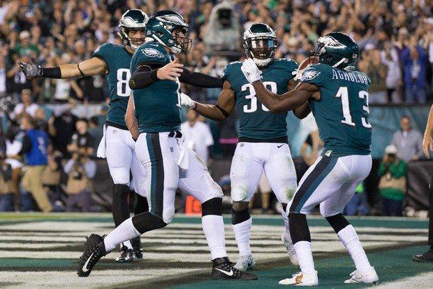 Philadelphia Eagles vs. Dallas Cowboys: LIVE score updates and stats (11/19/17), NFL Week 11