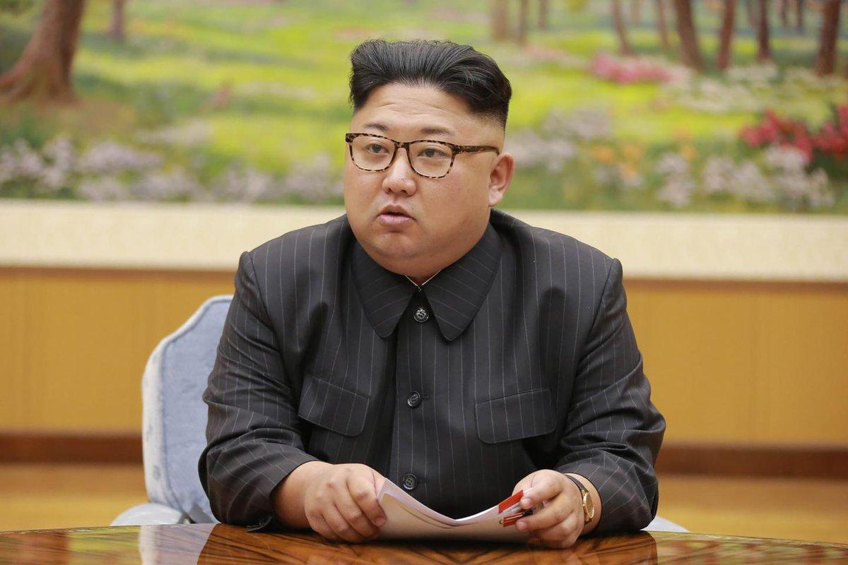 North Korea's Kim Jong Un is teaching children how to kill Americans