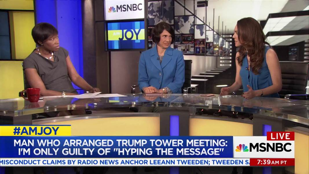 Controversial Trump Tower meeting back in the spotlight