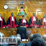 Kenya's supreme court to decide over Kenyatta's re-election