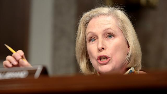 Dem senator on sexual misconduct What was allowed 25 years ago wouldn't be tolerated today