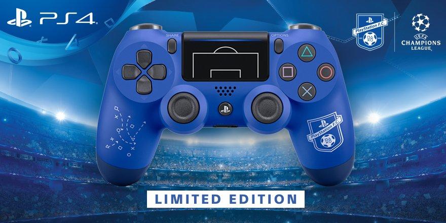Für den richtigen Kick: der PlayStation F.C. Controller! Zum Anpfiff →  https://t.co/OWQ5qnHS6k #UCL #PS4 https://t.co/ATTYDmUXYp