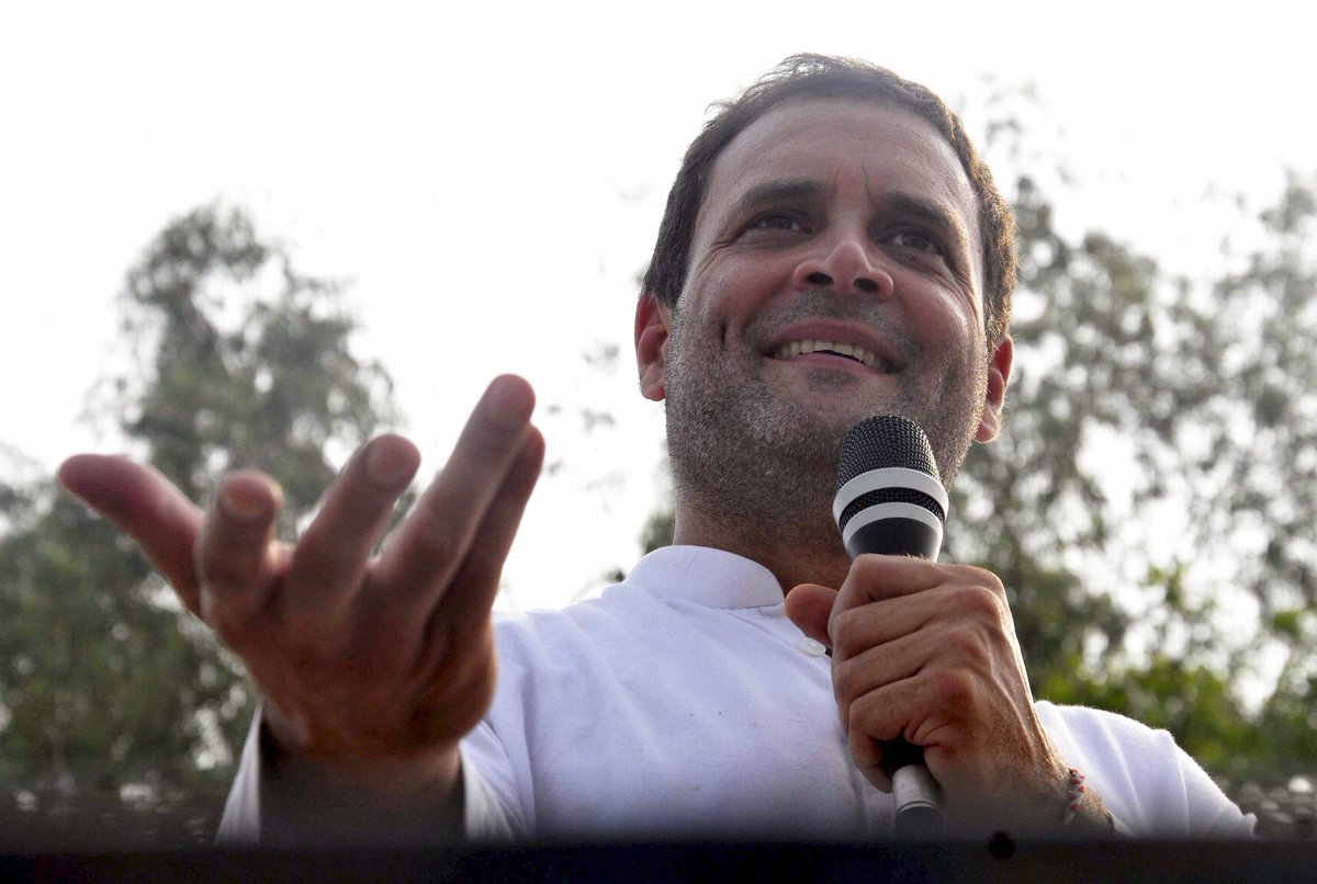 Congress accuses BJP of circulating fake list of its candidates in Gujarat