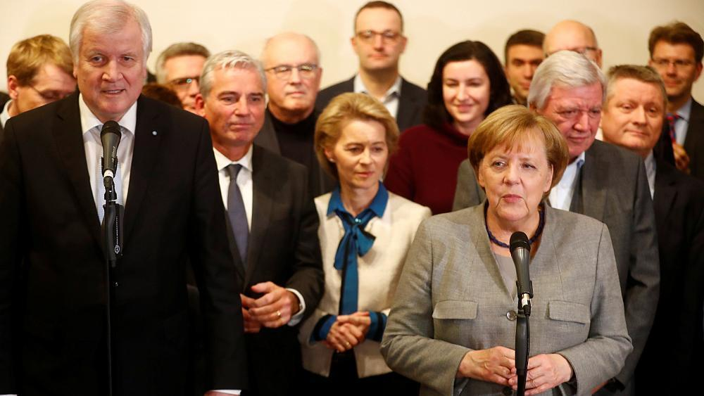 Germany looks headed for snap election