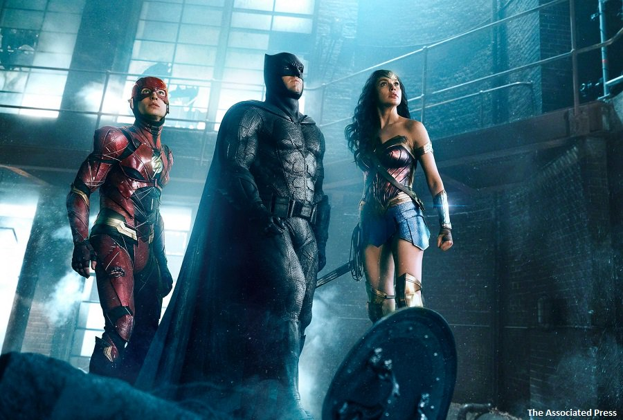 'Justice League' disappoints in US with $96 million opening: https://t.co/ERvp5mknvd https://t.co/ahh6YmU39F