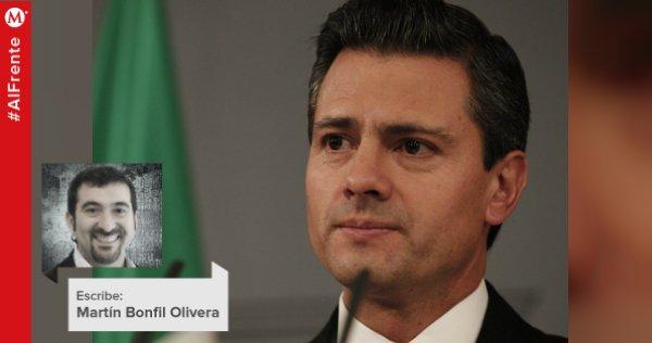 [La ciencia por gusto] El FRACASO de Peña Nieto; escribe @martinbonfil65 https://t.co/gkZ0ErTiHz https://t.co/MomXezkwXI