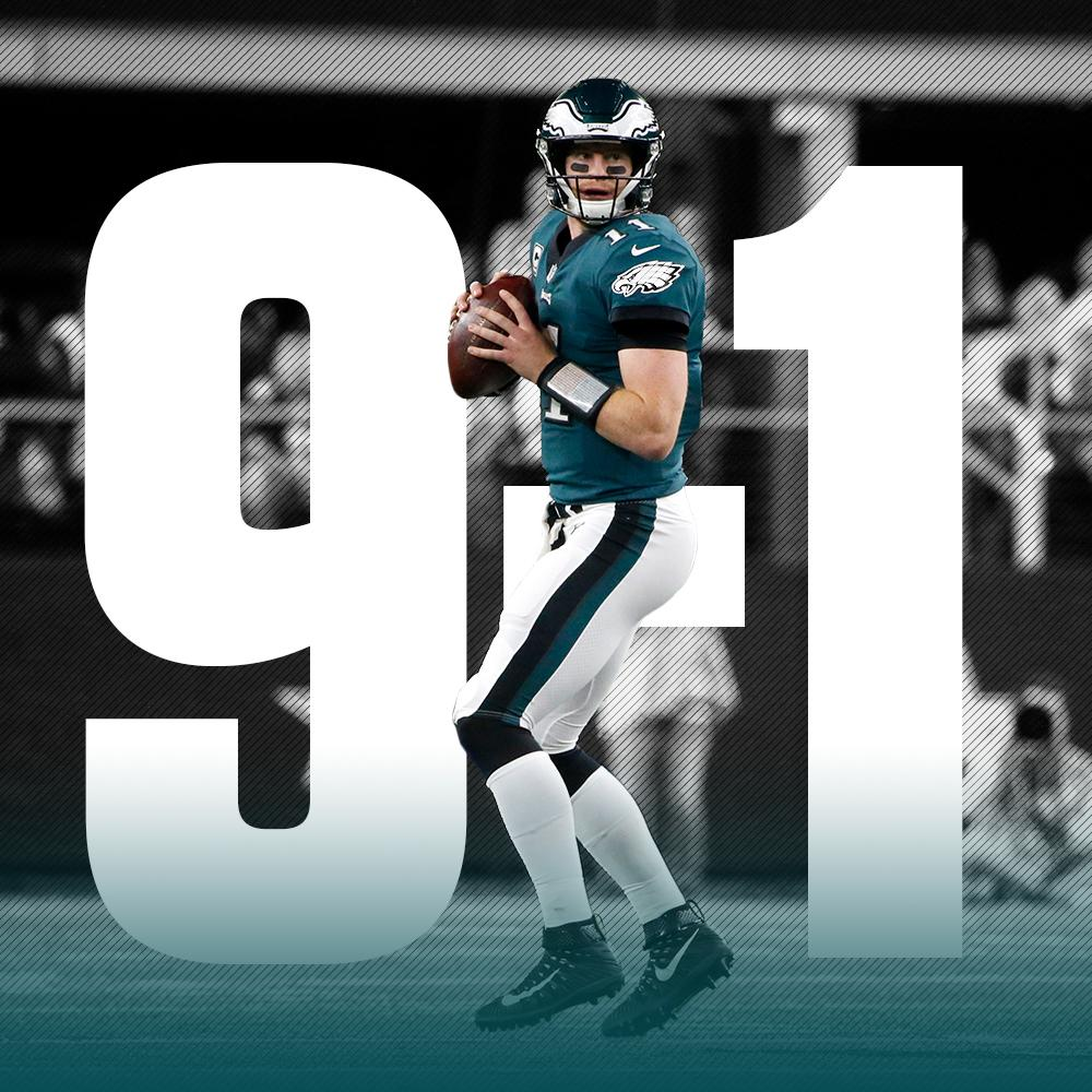 The Eagles crush the Cowboys, and stand alone with the best record in the NFL.