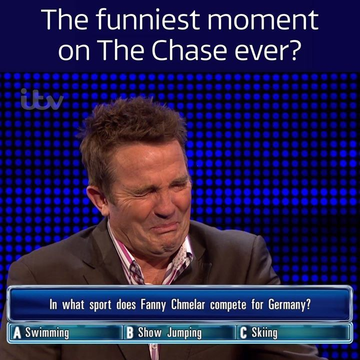 When it comes to The Chase, Bradley Walsh has one rule. Whatever you do, don't m… https://t.co/OrApu4A9wK https://t.co/9HWmbIWJFB