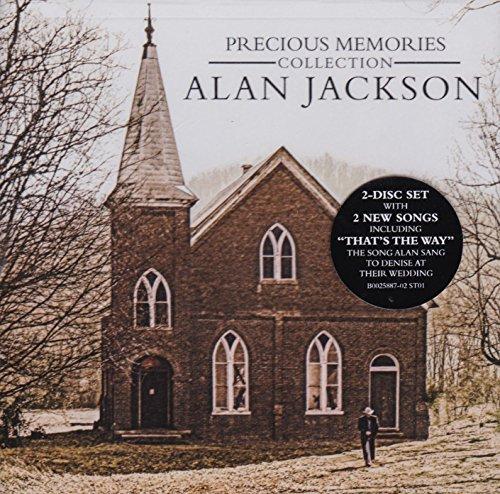US #Music No.2 Precious Memories Collection [2 CD] / #AlanJackson https://t.co/dkIj9xlDay https://t.co/Hya6frHyZO
