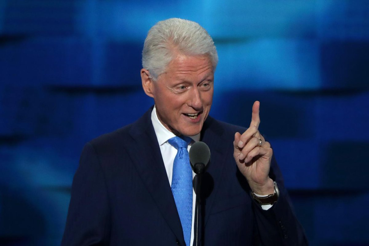 'Ken Starr Was Right' Twitter campaign gives Bill Clinton's sex scandals another look