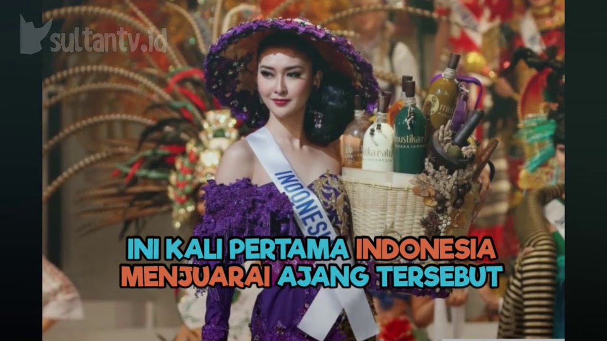 KEREN !! KEVIN LILIANA DARI INDONESIA DINOBATKAN SEBAGAI MISS INTERNATIONAL https://t.co/IO0n5r39XK https://t.co/VlpJzy1bQm