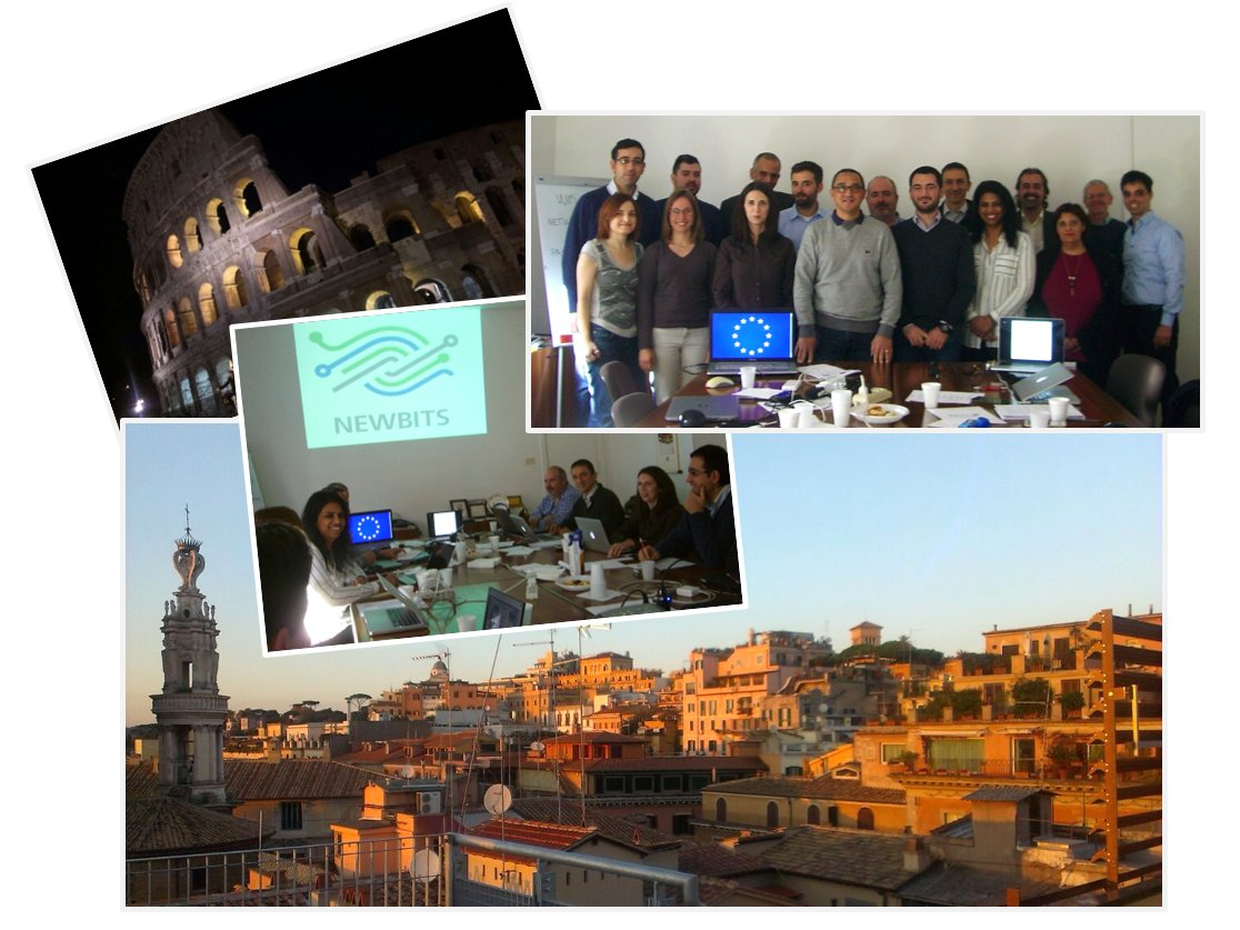 test Twitter Media - It was a very fruitful 3rd project meeting in #Rome! Thanks everybody for the successful cooperation! @NEWBITS_CITS @EU_H2020 https://t.co/dbLJYi9fEy
