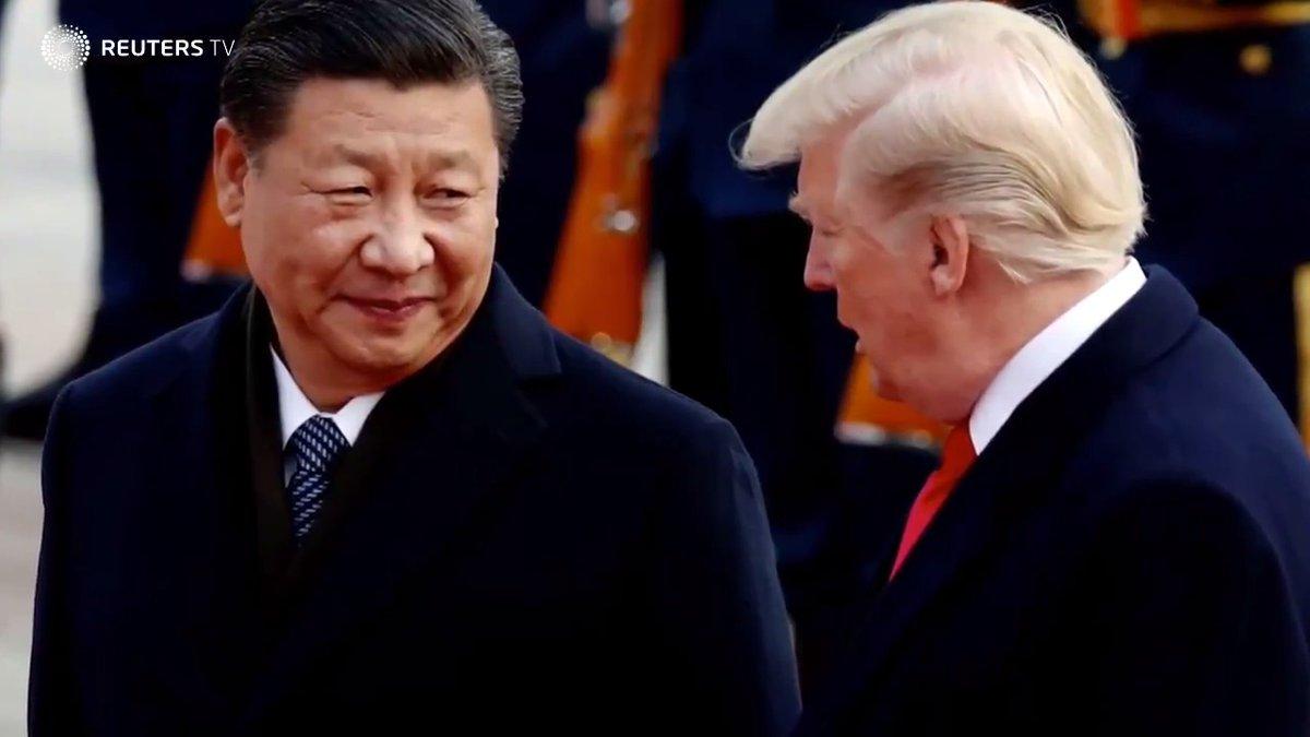 Donald Trump overshadows climate talks - Reuters TV