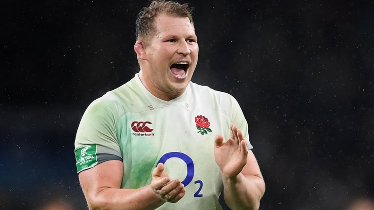 test Twitter Media - Eddie Jones has given Dylan Hartley's England captaincy its strongest endorsement yet to edge him closer to retaining the role for the 2019 World Cup: https://t.co/i6uw8jLQAg https://t.co/M4sWucGDhW