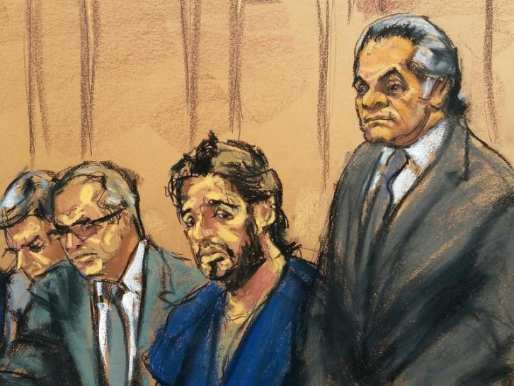 Zarrab trial in U.S. is a 'clear plot against Turkey', government says