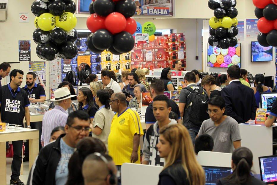 >@EstadaoEconomia Veja as empresas campeãs em reclamações na Black Friday de 2016