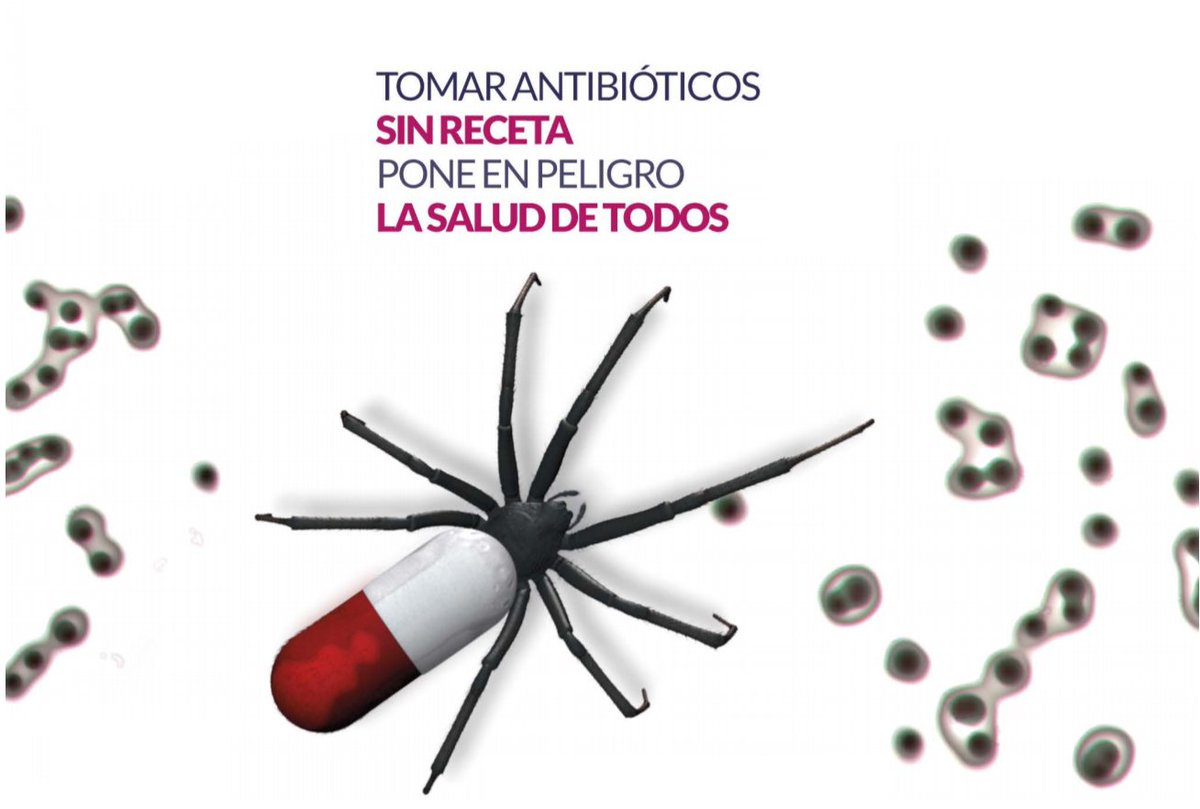 test Twitter Media - Decálogo para combatir la resistencia antimicrobiana. https://t.co/Tj3bFdbfrM Vía: @efesalud https://t.co/1i9NkWzIGo