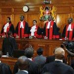 Supreme Court upholds result of Kenya's presidential vote