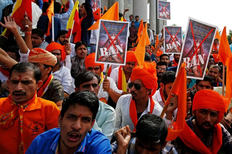 Indian producers delay Bollywood film Padmavati after protests