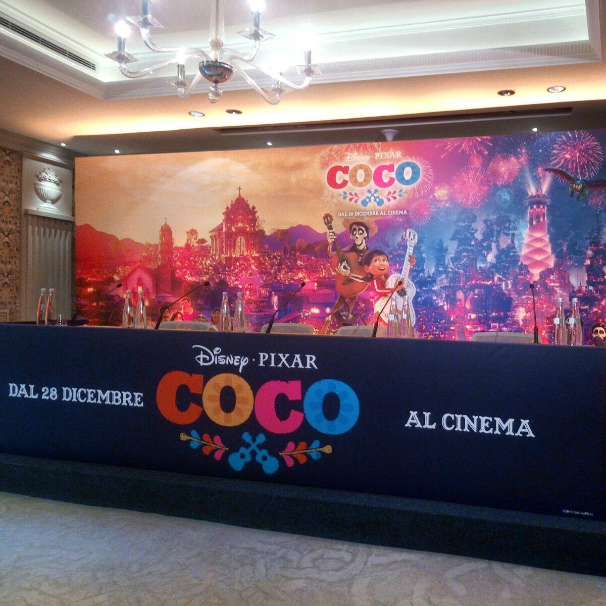 #CocoIlFilm