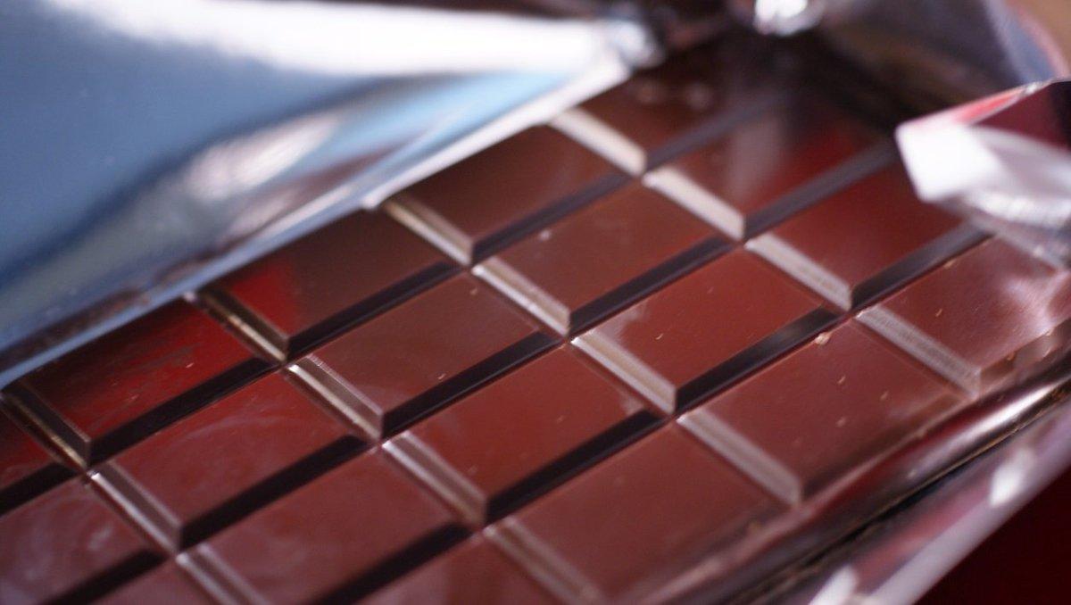Le chocolat est bon pour le foie, mais seulement à 70% de cacao ou plus