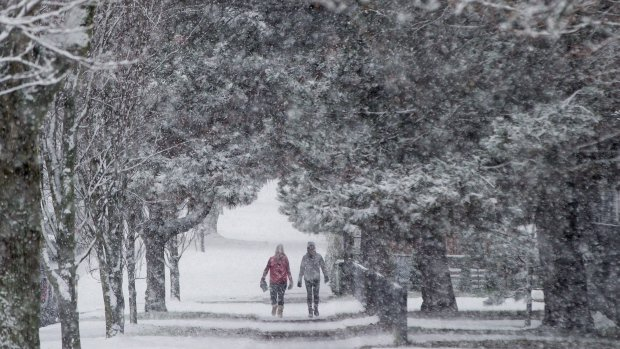 RT @CTVNews: Canadians told to brace for 'classic' Canadian winter https://t.co/nHEEZs2tQd https://t.co/kimPAqHMP1