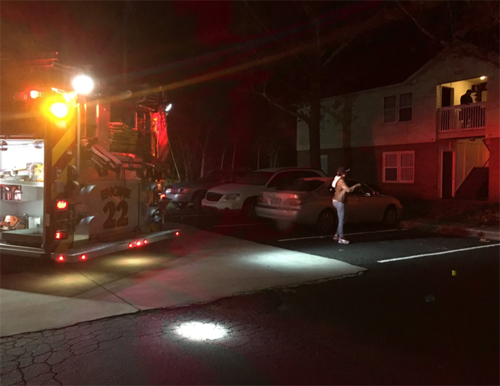 No one injured in north Charlotte apartment fire - | WBTV Charlotte
