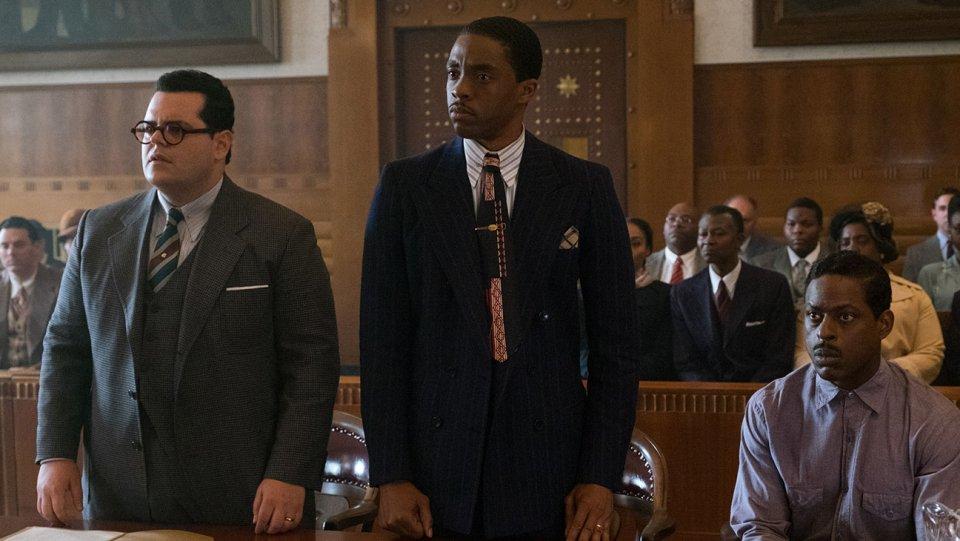 NAACP Image Awards: @MarshallMovie, @GetOutMovie, @GirlsTripMovie dominate film nominations