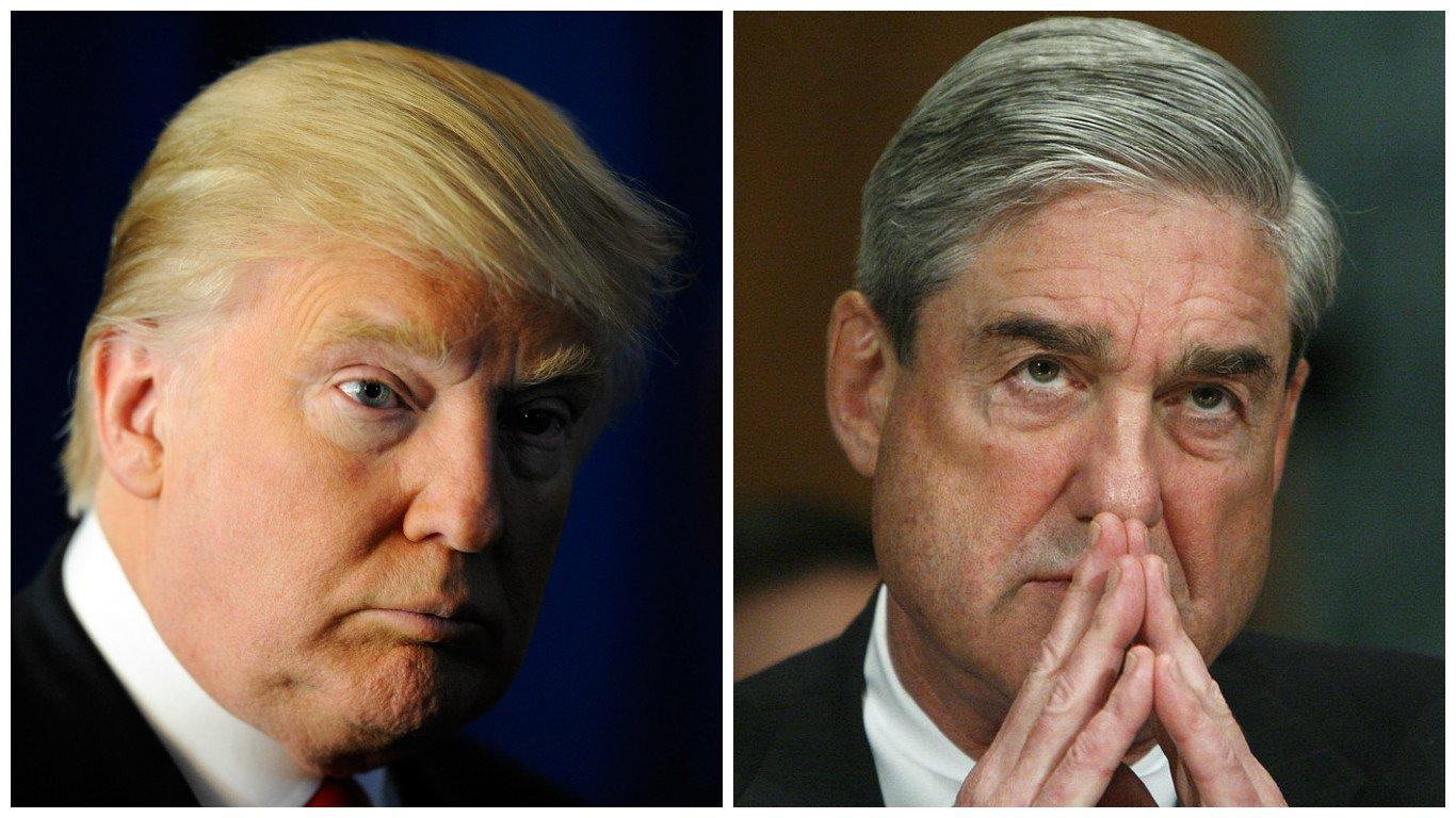 Trump believes Mueller probe is almost done: report https://t.co/eF1jEFJWGO https://t.co/GZWNhX0kja