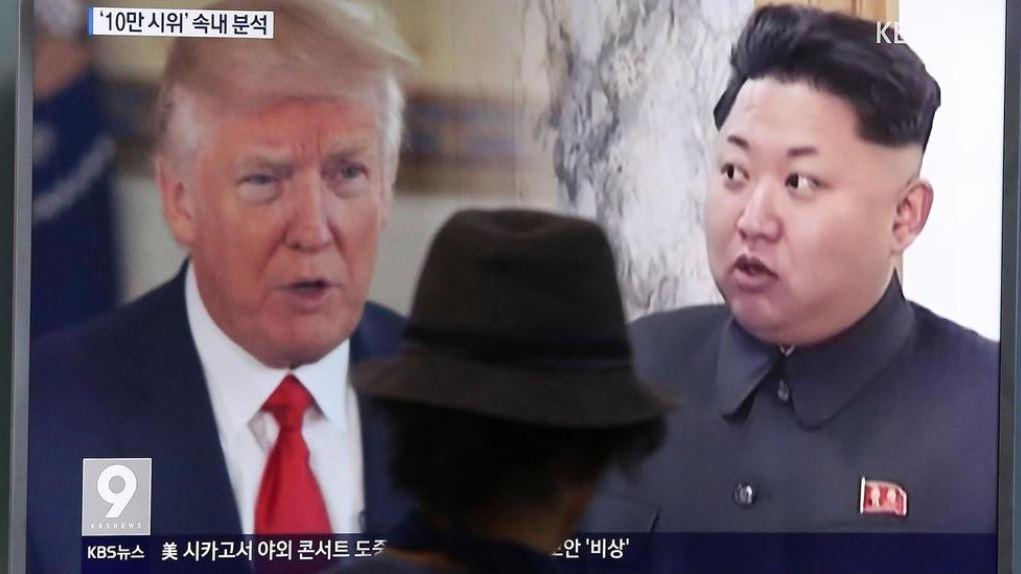 Trump says U.S. will declare North Korea a state sponsor of terror