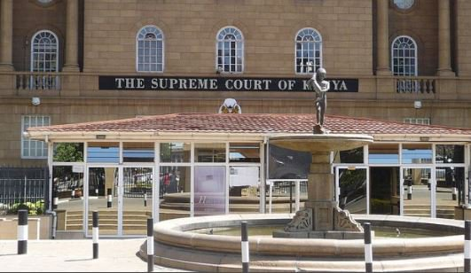 Supreme Court Sides with Incumbent in Presidential Revote