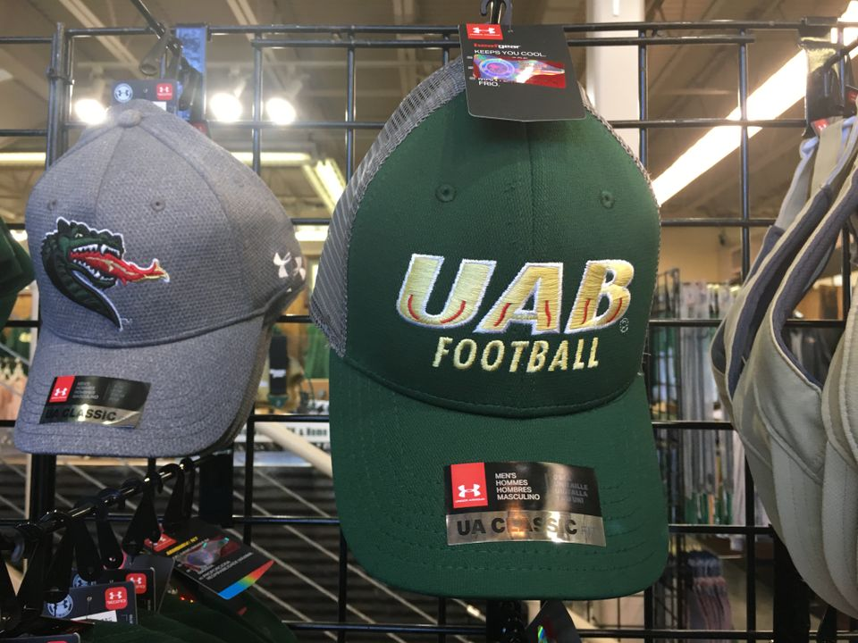 The Return: UAB football, growing campus spurs boom in merchandise sales