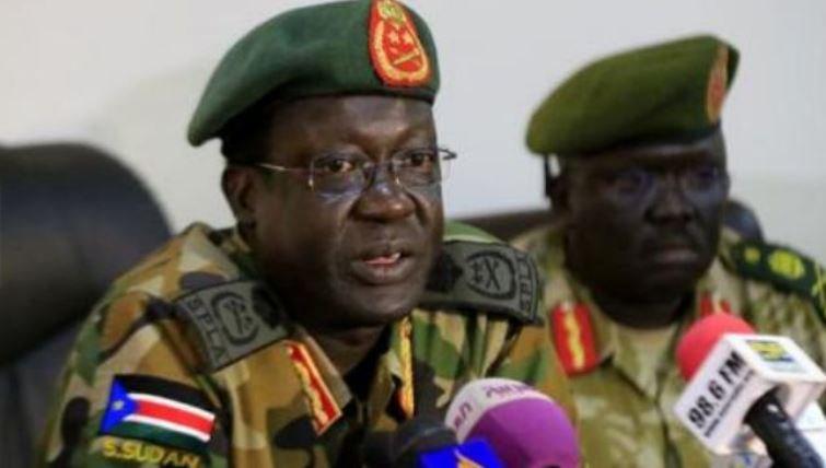 Ex-Army Chief Leaves Juba, Arrives in Nairobi