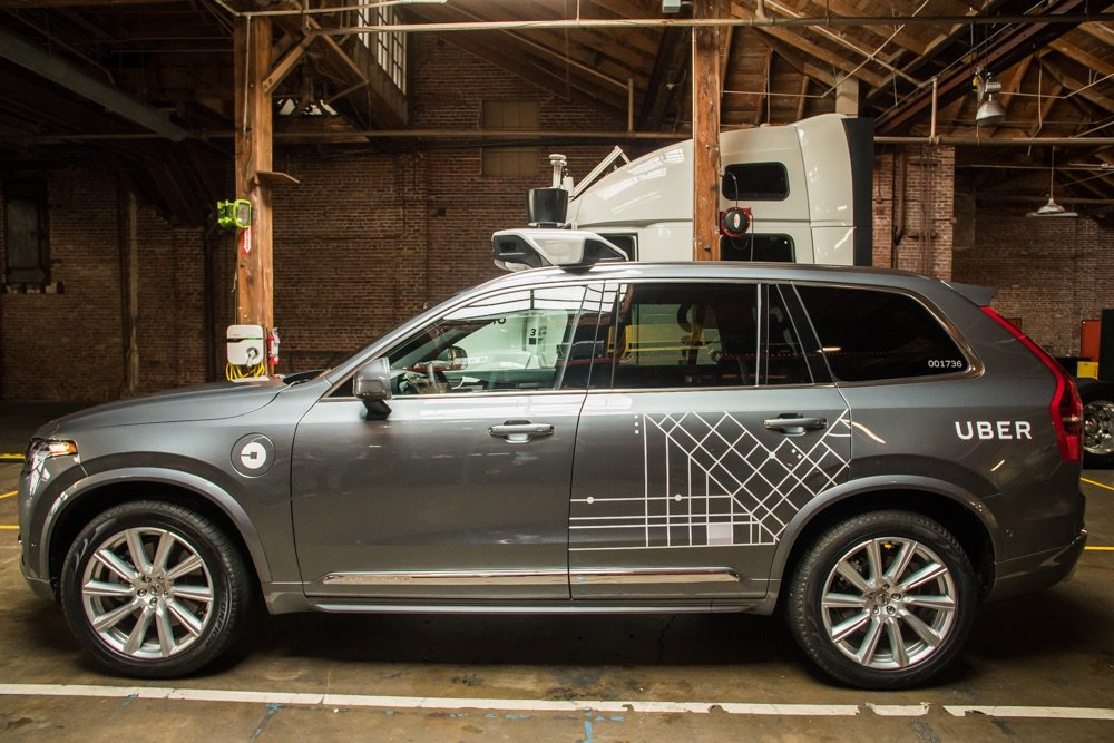 Uber orders 24,000 Volvo XC90s for driverless fleet https://t.co/nMnffjoeoH by @etherington https://t.co/CFIQdTSrk7