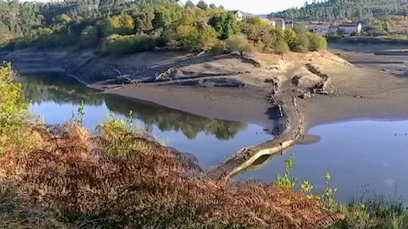 A Vigo só lle queda auga para  tvgalicia