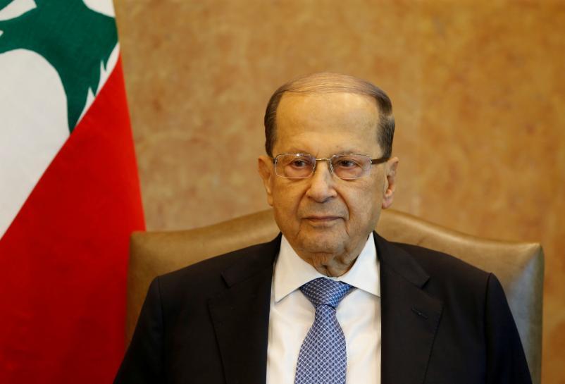 Lebanon's president rejects terrorism suggestion https://t.co/DAFBPt9f0c https://t.co/RAZBc9ZgK7