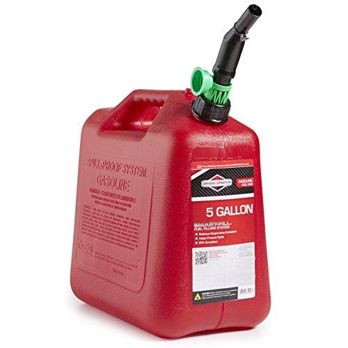 US #Outdoor No.8 Briggs & Stratton 85053 5-Gallon Gas Can Auto Shut... https://t.co/9u2AU1gZdt https://t.co/nW1veGGZTf
