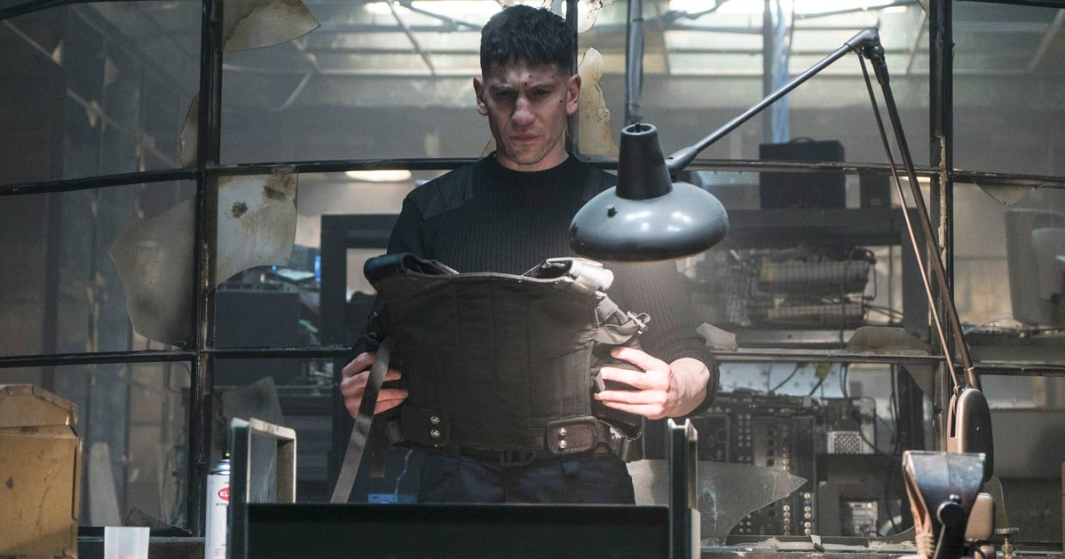 How Marvel fan favorite #ThePunisher got his own series https://t.co/HGSBrO2FC8 https://t.co/vAfLHy6zSc