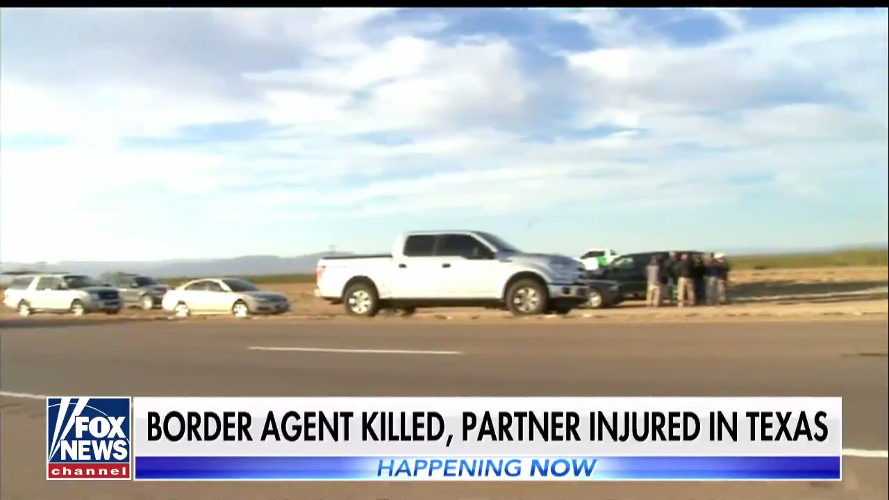 Border agent killed, partner injured by illegal immigrants using rocks, report says https://t.co/zq4DPKFG1r https://t.co/XwFCVhADf9