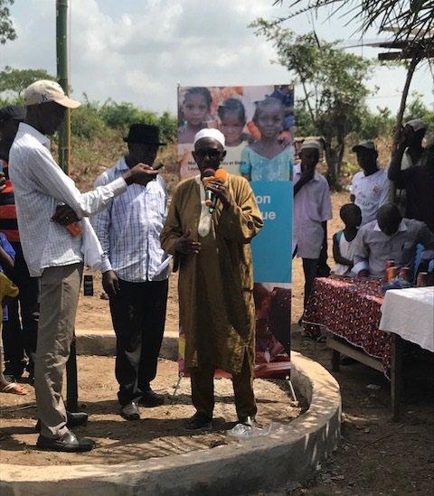 #Programme citoyen : La Fondation Orange Guinée inaugure le 3e village Orange