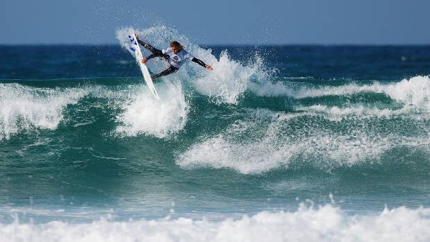 Paige Hareb to contest first women's World Tour event at South Africa's Jeffreys Bay