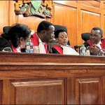 Supreme Court judges unanimously dismiss presidential petitions
