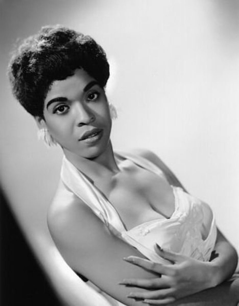 Della Reese, 'Touched by an An della reese
