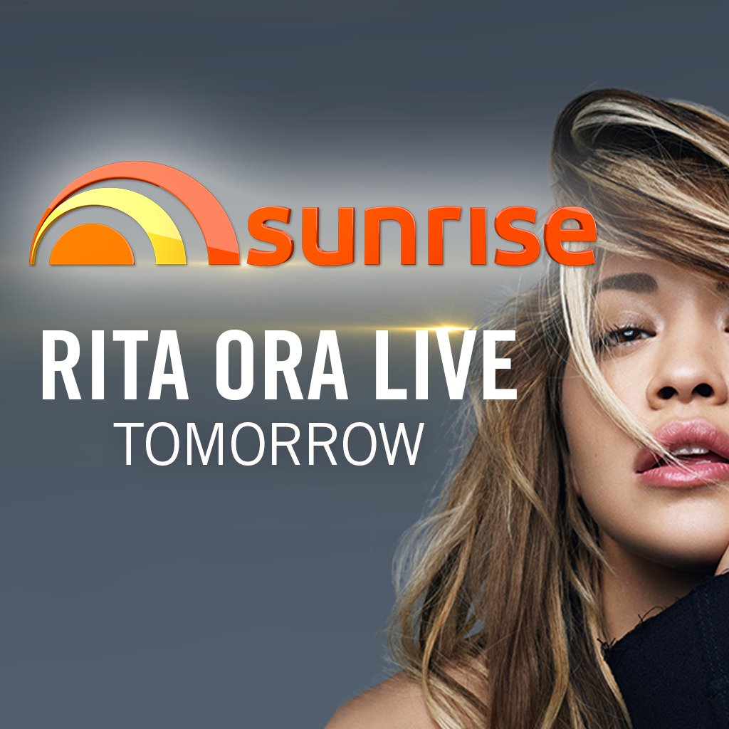 RT @sunriseon7: ???????????????????????????????? @RitaOra https://t.co/c15bEWNcl6