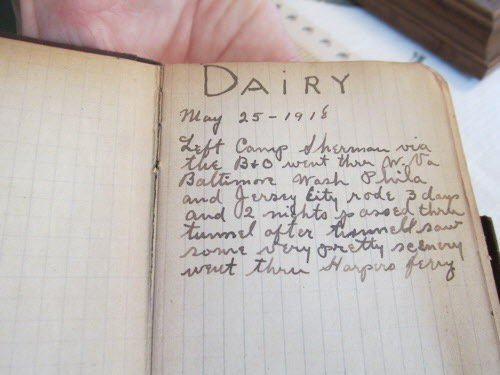 Echoes of World War I resound with descendants (photos, videos)