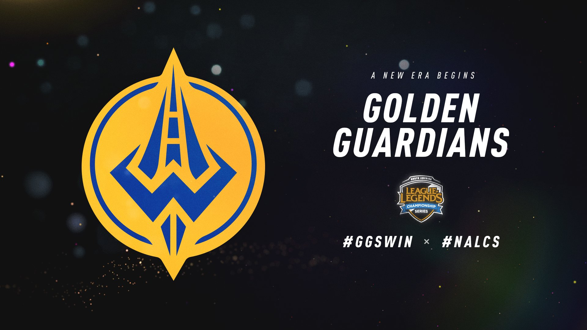 .@GoldenGuardians to Compete in North American League of Legends Championship Series https://t.co/yT9CFG3RfO https://t.co/NWD2kR7UkK